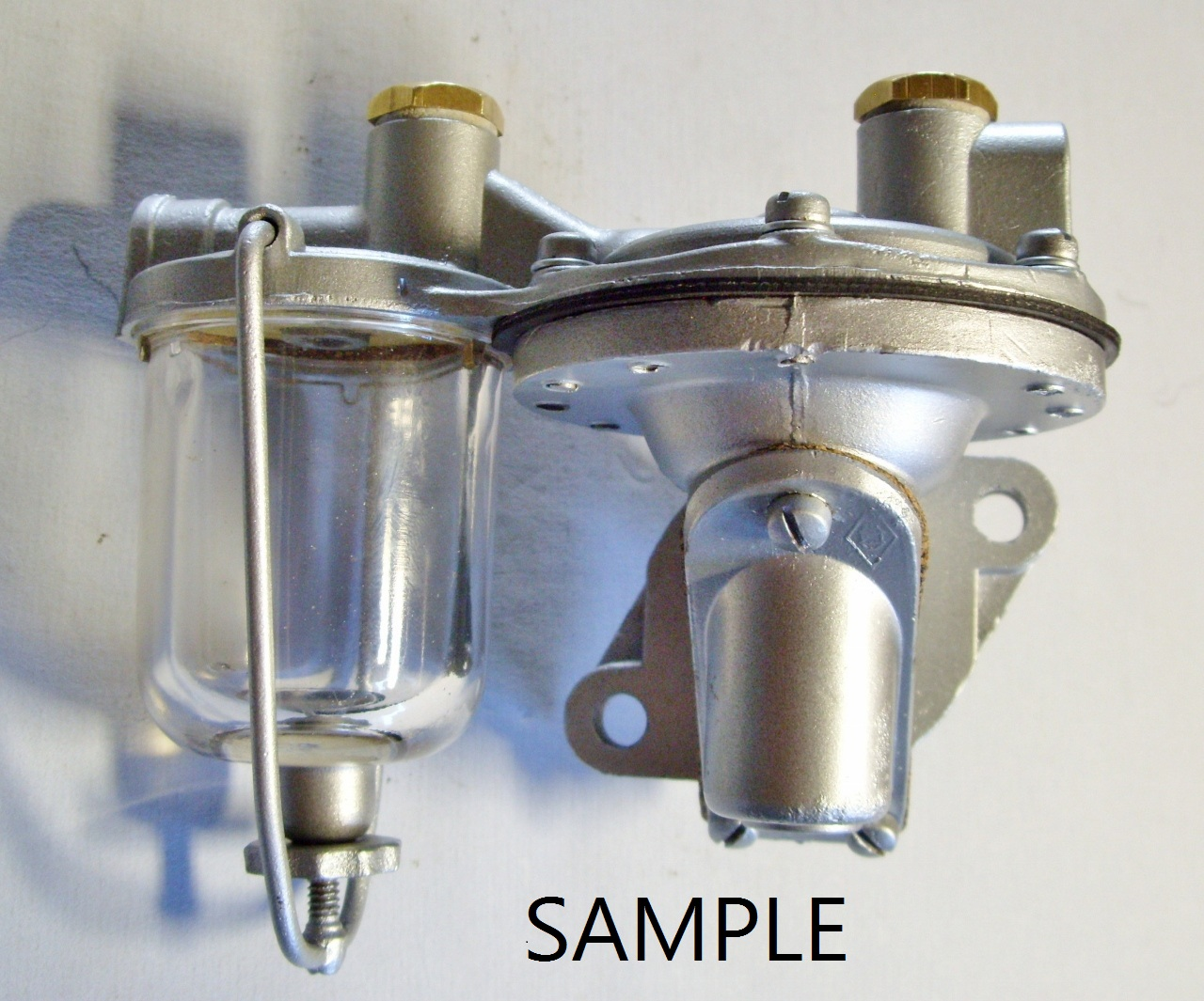 Chevrolet reproduction parts diaphragm and screen ac 405 fuel pump this kit is used for ccuart Gallery
