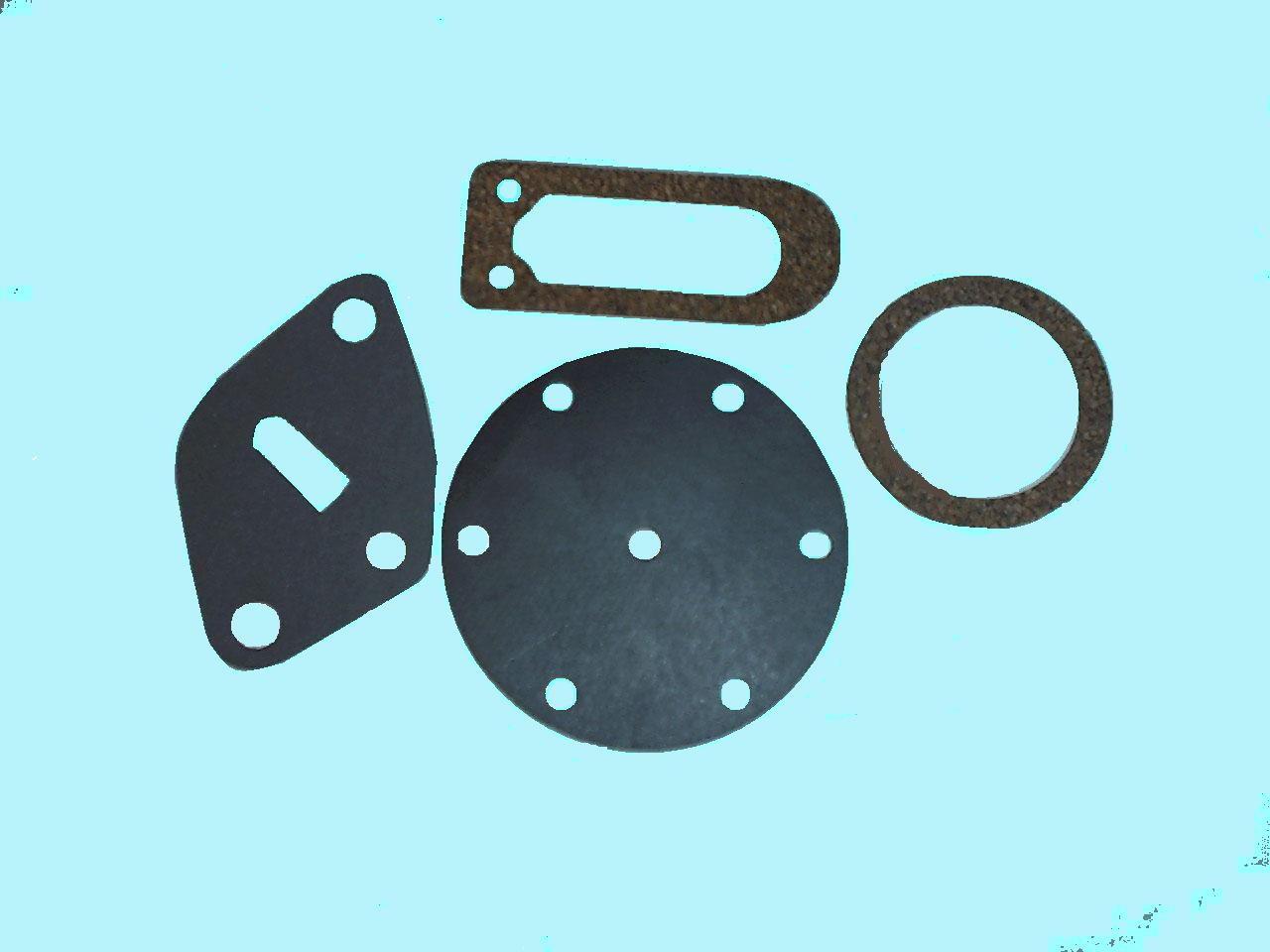 Fuel pumps ac model b fuel pump gasket and diaphragm set with or without screen ccuart Gallery