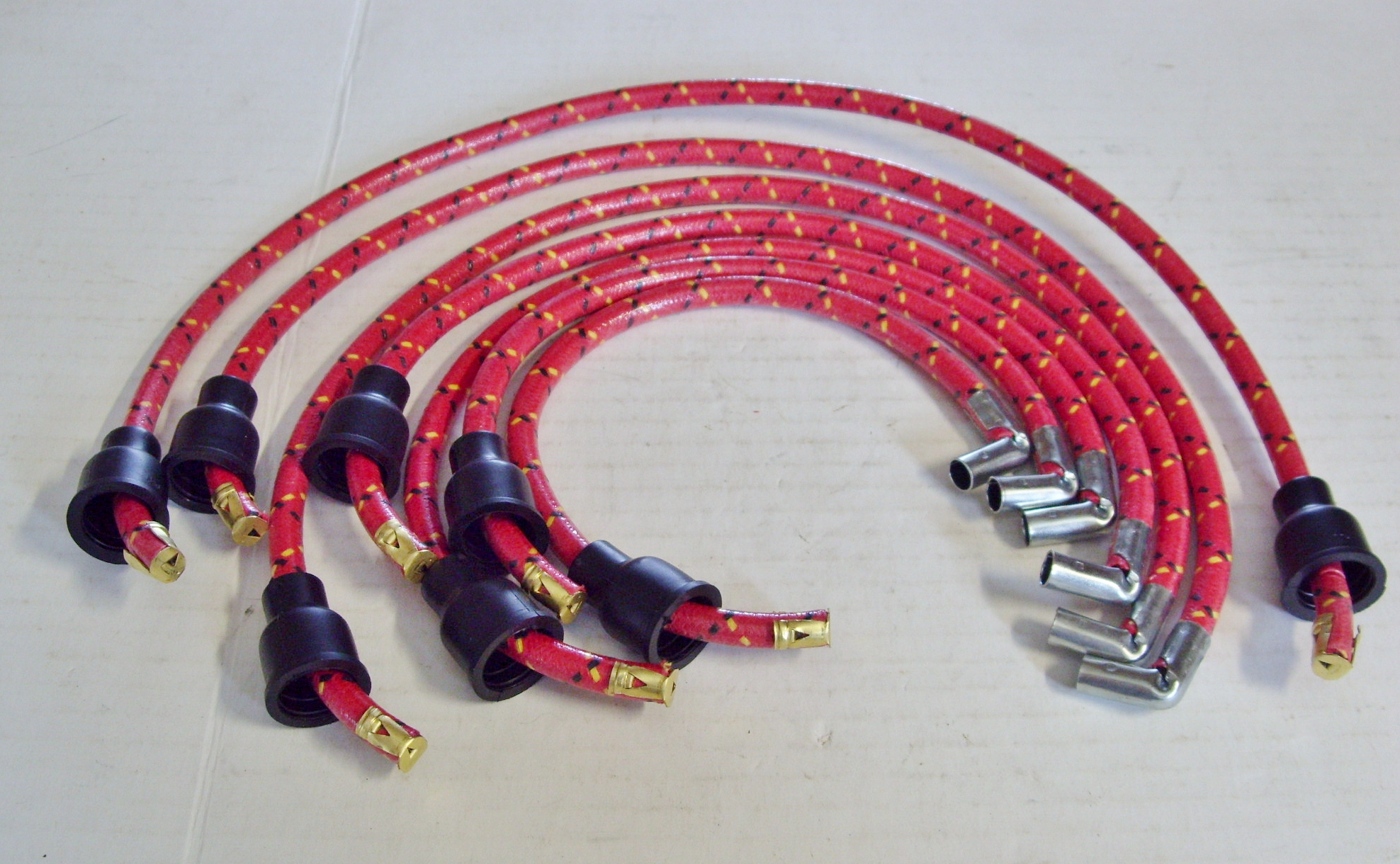 Chevrolet Reproduction Parts Coil On Plug Wiring Red Black Yellow